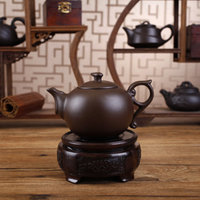 sands wholesale are recommended yixing purple sand art phoenix mouth antique teapot the undressed ore tea set cooking tools