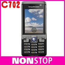 C702 Original Sony C702 GPS 3G 3.15MP Unlocked Cell Phone 1 Year Warranty(China (Mainland))