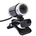 Black USB 2 0 Webcam 12 0 Mega Pixel HD 640x480 Webcam 360 Degree Rotatable Webcam