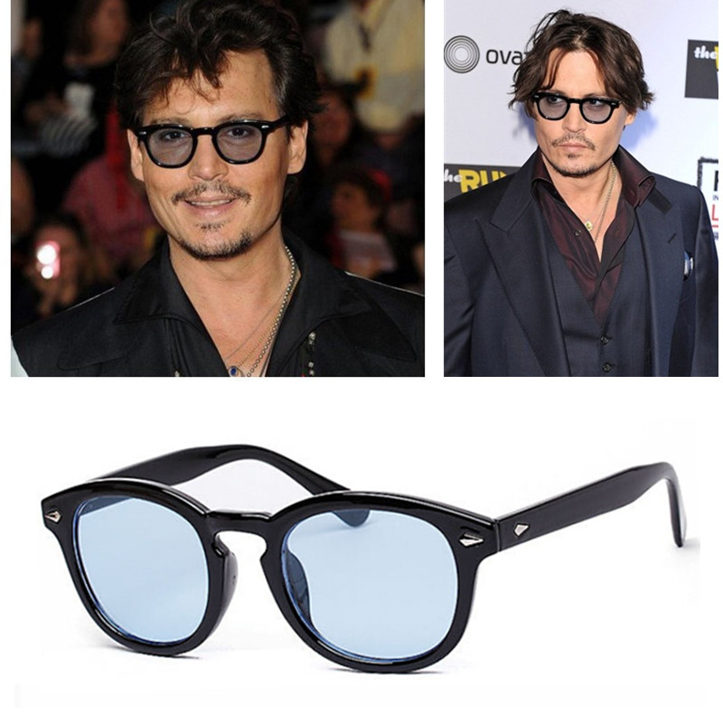 Popular Johnny Depp Sunglasses-Buy Cheap Johnny Depp ...