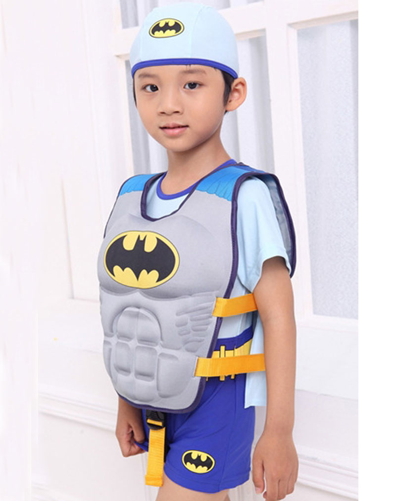 High Quality Pool And Beach Kids Life Jacket Children Cartoon Swimming Life Jacket Child Life