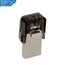 2015 New SFY Real Capacity High Speed MIni OTG  8GB 16GB 32GB Pen Drive Pendrive USB Flash Drive For Andriod Free Shipping