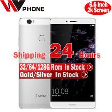 "WV Original Huawei Honor Note 8 4G LTE Mobile Phone Kirin 955 Octa Core 6.6"" 2K 2560X1440 4G RAM 64G ROM 13.0MP+8.0MP(China (Mainland))"