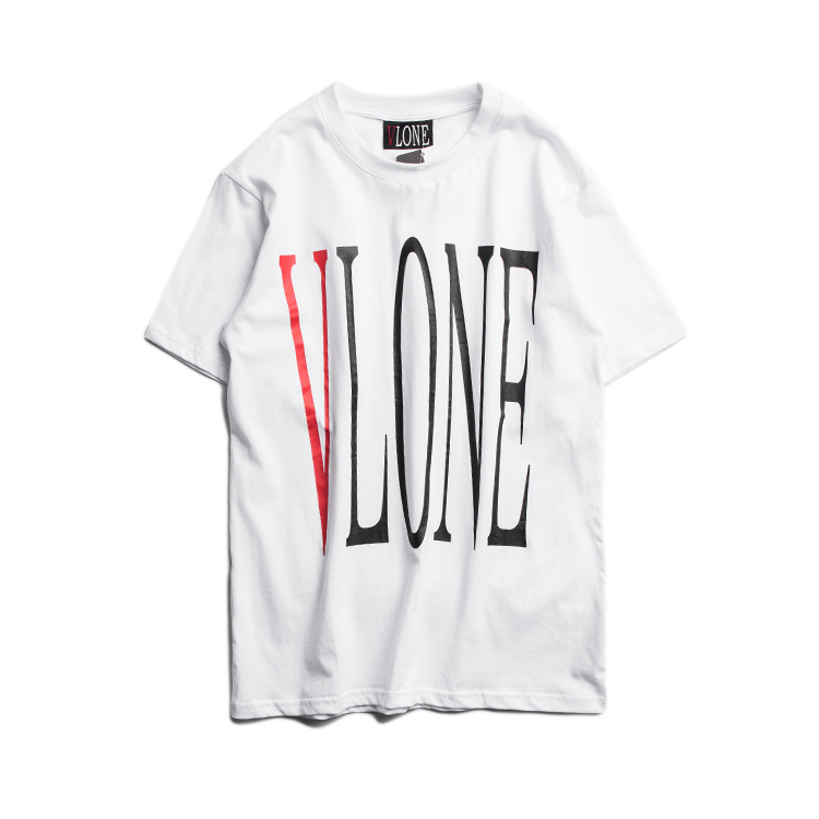 Online buy wholesale vlone tee from china vlone tee for Best quality mens white t shirts