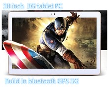 "10"" inch MT6592T phone call tablet pc 2650*1600 HD screen support 3G Android 4.4 Bluetooth GPS dual camera wifi Tablet PC(China (Mainland))"