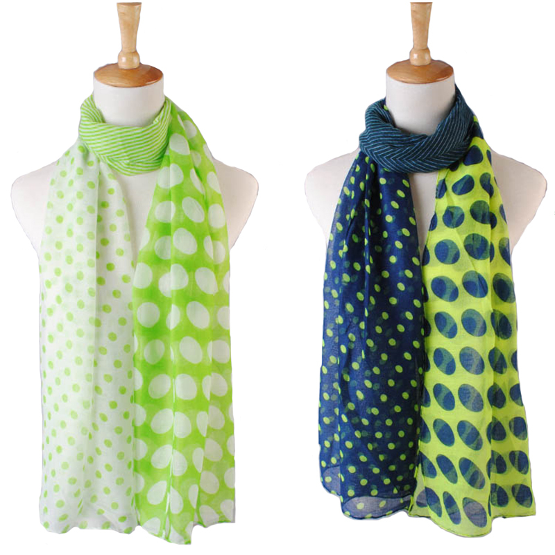 from india New 2015 women's scarf viscose dot star print fashion scarf women elegant voile shawl and scarves WJ-183(China (Mainland))