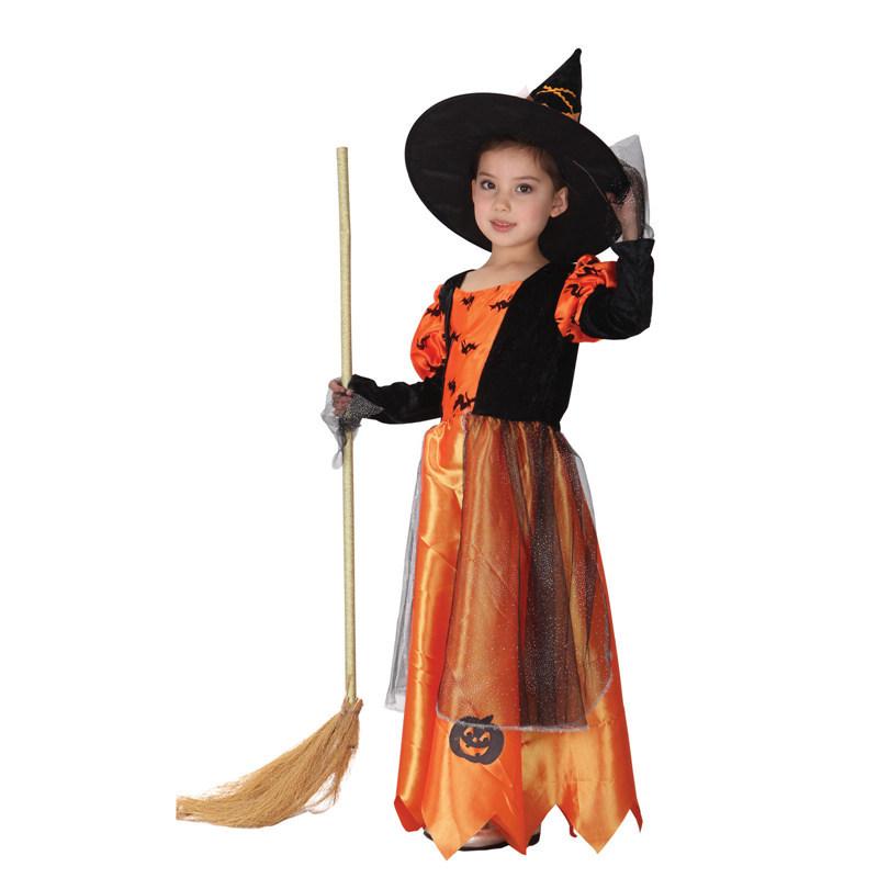 Girl Pumpkin Costume Costumes Baby Girls Fairy