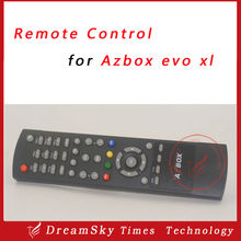 Remote Control for Azbox evo xl satellite receiver,evo xl remote control free shipping post(China (Mainland))