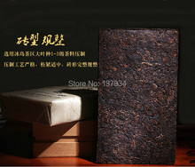 Yunnan Old Ripe Puerh Tea,Puer Tea 1000g,  Super Package, Super Old Tea Brick,Free Shipping