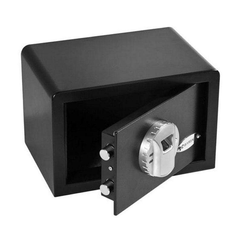 Portable Mini Biometric Fingerprint Safes Box Home Security Gun and Jewelry Storage Cabinet Fingerprint Pistol Safe Box(China (Mainland))