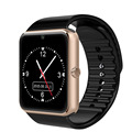 2016 New Arrival Smart Watch GT08 Clock Sync Notifier Support SIM TF Card Connectivity Apple iphone