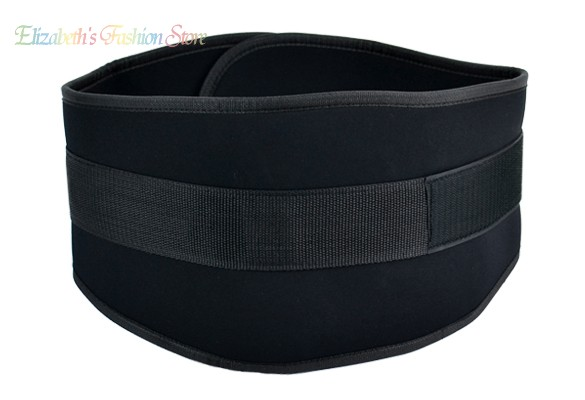 High Qunlity Weight Lifting Belt Gym Back Support Power Training Work Fitness Lumber 90cm B003