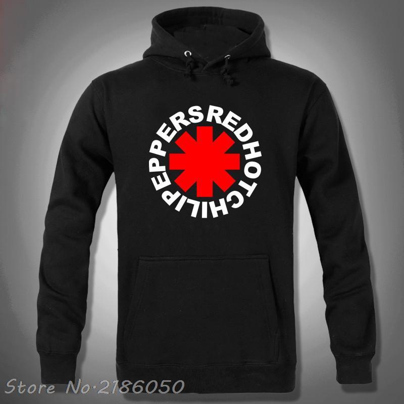 2016 Red Hot Chili Peppers ROCK BAND Hoodies Men Winter Hoody Sweatshirts Fleece Hombre Clothing(China (Mainland))