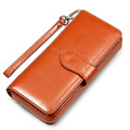 Wallet Women Long Fashion Women Wallets Designer Brand Clutch Purse Lady Party Wallet Red Female Card