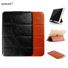 PU Leather Protector Pouch Sleeve for 7.0 ,7.9, 8.0 , 9.7, 10.1, 12.9 inch Tablet Case Messenger Bag Stand Holder for 7.0-12.9(China (Mainland))