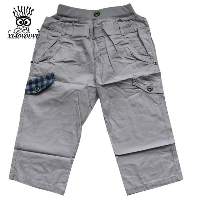 Xiaoyouyu размер 120 - 160 мальчик и ребенок хлопок шорты высокое качество эластичный ...