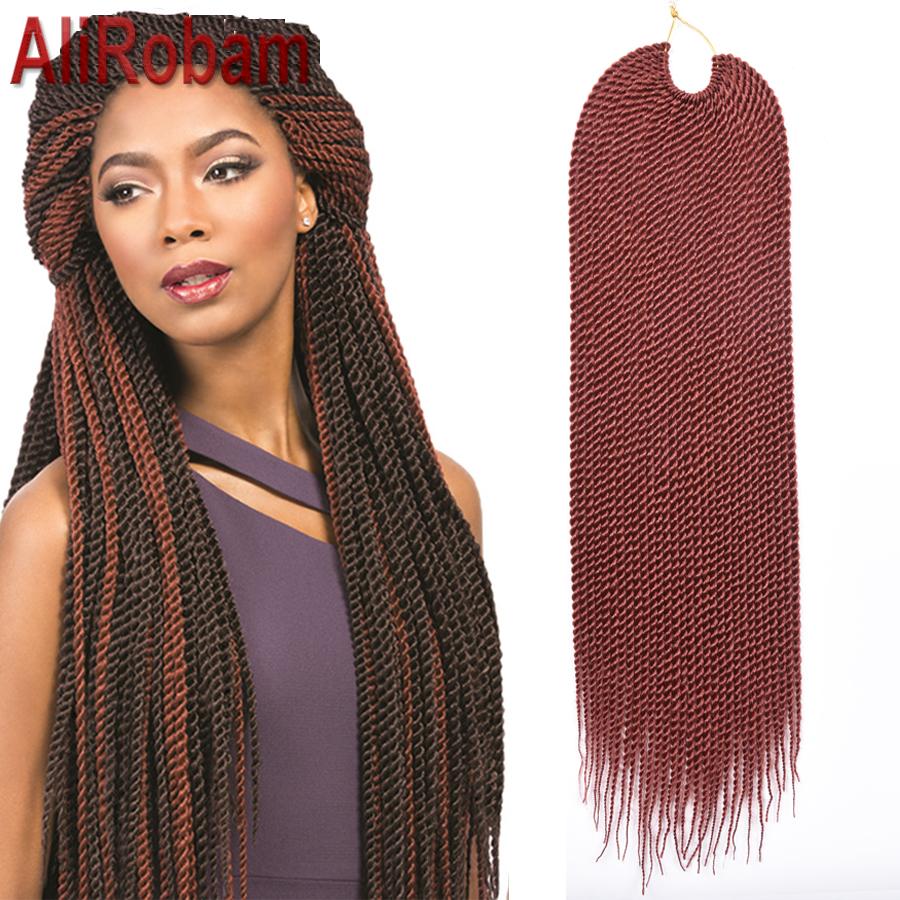 promotion crochet twist hair box braid extensions 22inch 30strands/pack havana mambo twist crochet braids hair senegalese twist(China (Mainland))