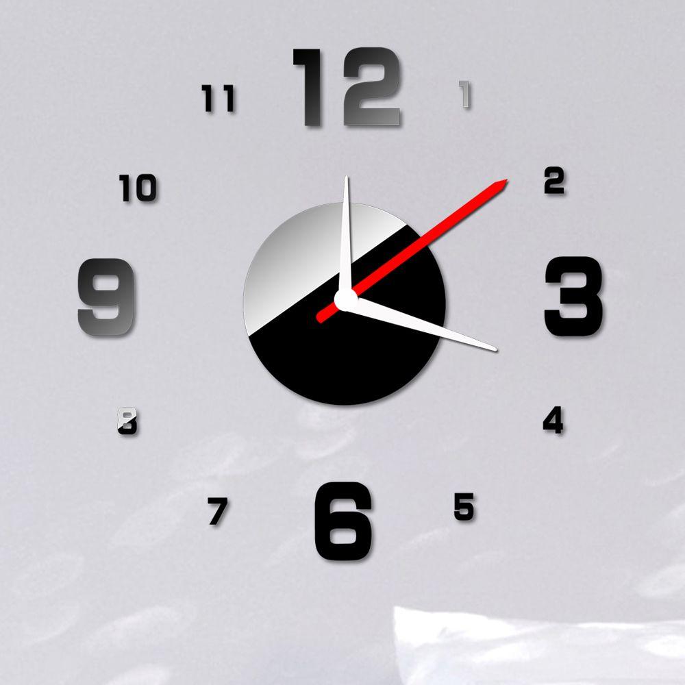Настенные часы DIY