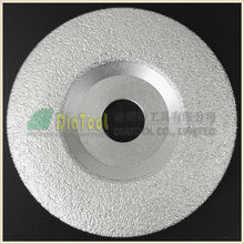 4.5″ / 115mm Vacuum brazed diamond grinding wheel, cutting available, multi-purpose, much high effiecient