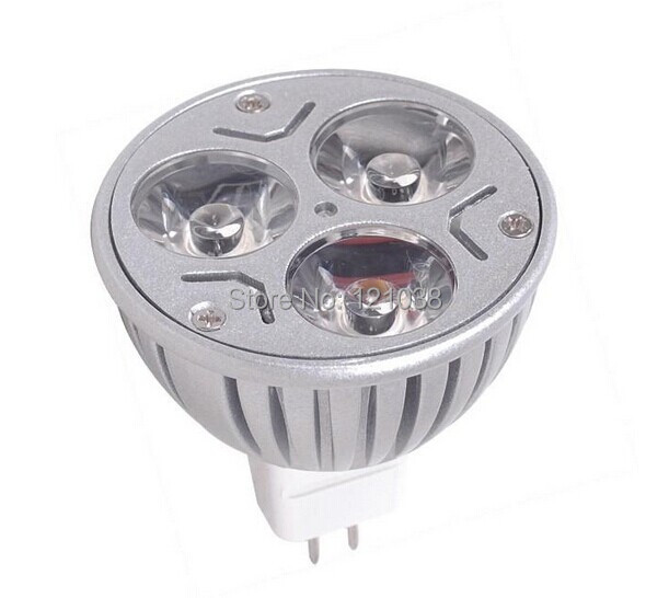 cheapest warmwhite 3W led spotlight non-dimmable - HongKong Guide Lighting Limited store