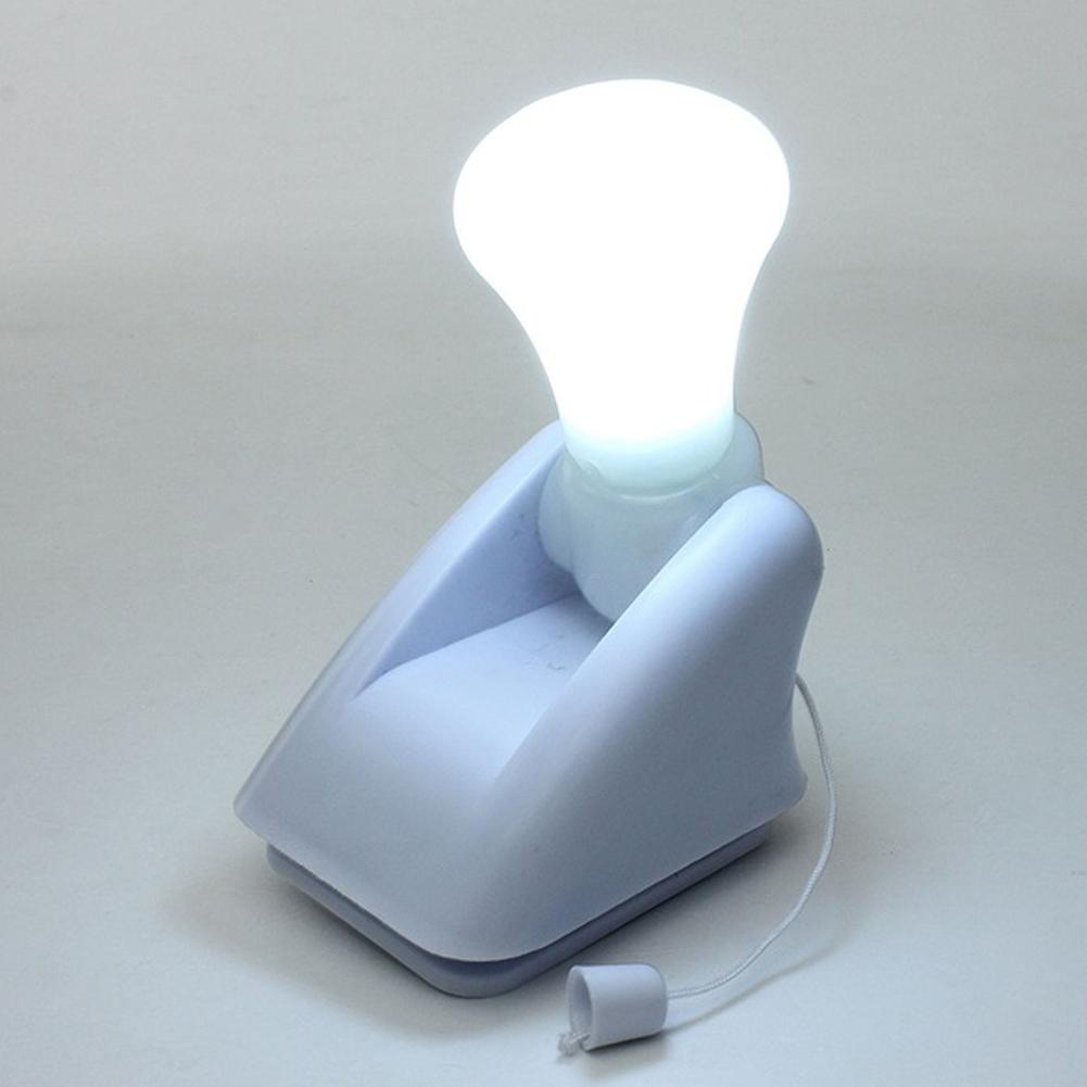 HOT stick up LED cabinet closet bulb lamp night light self adhesive nightlight battery wall mount energy saving nightlight(China (Mainland))