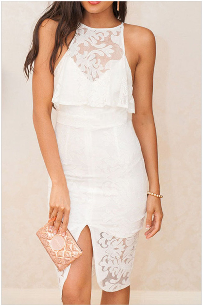 Shop Women's sexy clubwear outfits and nightclub clothes at discount prices, find sexy clubwear outfits and nightclub clothing designed and inspired after your favorite celebrities. Sexy White Sleeveless Knee Length Bodycon Party Dress. $ Special Price: $* Shop for sexy dresses and sexy clothes for Women at cheap discount.