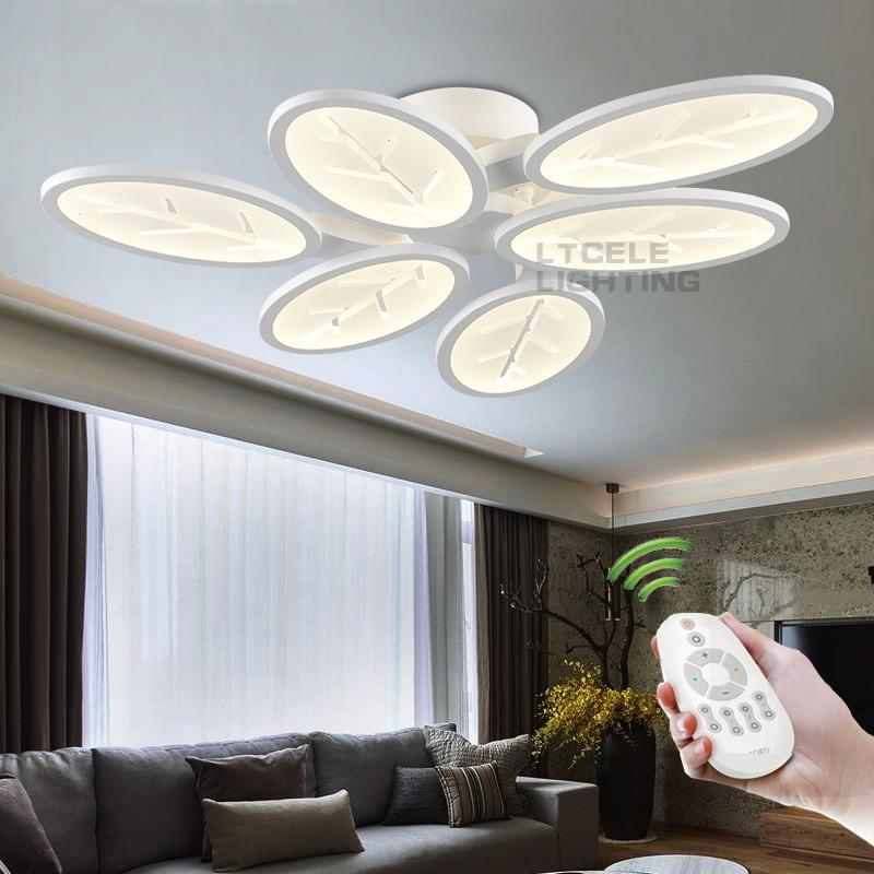 ceiling lights led luminaria for indoor lighting living room bedrom lamp kitchen light flush. Black Bedroom Furniture Sets. Home Design Ideas