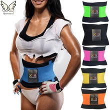 waist trainer Slimming Underwear waist training corsets hot shapers body shaper women belt Corrective underwear modeling strap