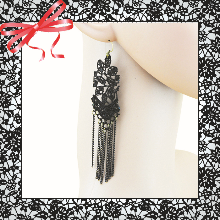 Lsr007 japan south korea exaggerated tassel flower for American style christmas decorations