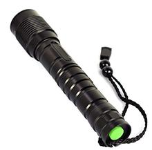4000LM XM-L T6 LED ZOOMABLE Waterproof Flashlight Torch 18650/26650(China (Mainland))