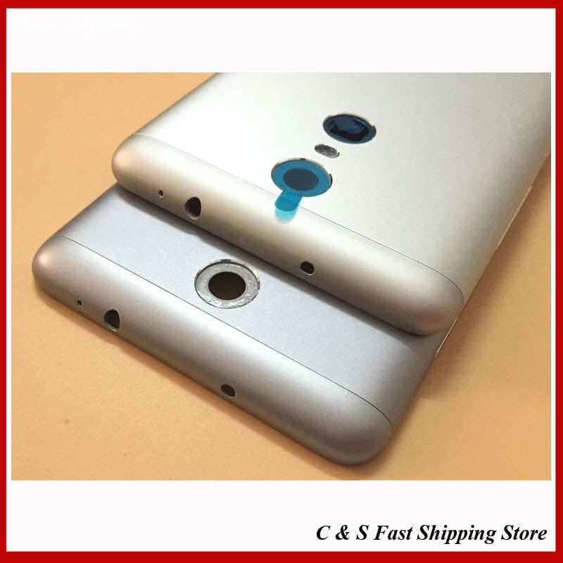 10 Pcs/Lot.New Original Back Cover +Volume Button For Xiaomi Redmi Note 3 Replacement Parts Quality Assurance Real-time Tracking
