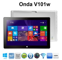 New Original 10 1 inch Onda Windows 8 8 1 V101W V102W Intel Z3735F Quad Core