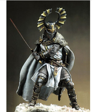Teutonic warriors fifteenth century 90 mm  Resin  Models(China (Mainland))