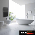 2016 Bathroom Glass Radiator Heaters with Heating Towel Rails built in Timer