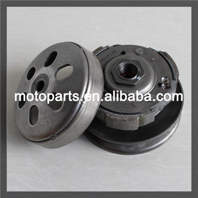 Scooter / Motorcycle sprocket Clutches for GY6 50cc cvt parts(China (Mainland))