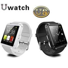 Sports Bluetooth Smart Watch WristWatch U8 U Watch for Samsung S4/Note 2/Note 3 HTC LG Huawei Xiaomi Android Phone Smartwatchs