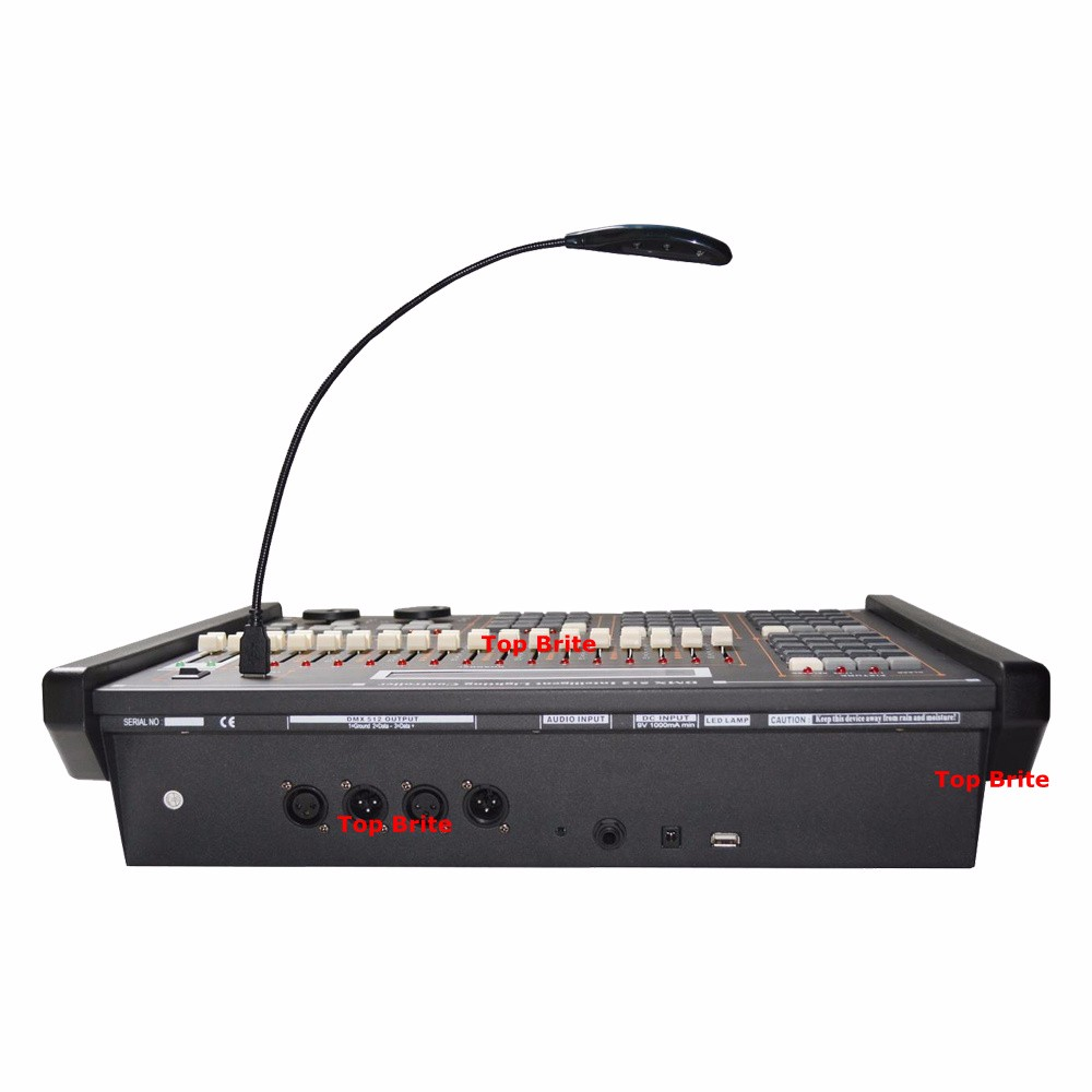 2017 Big Discount New Sunny 512 Dmx Stage Lighting Controller Audio Interfaces Redbox Distribution Amplifiers Computer Console For Dj Disco Laser Lights Free Shipping Us382
