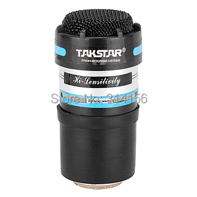 Original Takstar TS-9 Dynamic microphone sound head microphone core use for KTV Bar Project(China (Mainland))