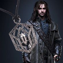 The Hobbit Thorin Sorin necklace Jewelry For Men and Women Statement Chain Choker Necklace