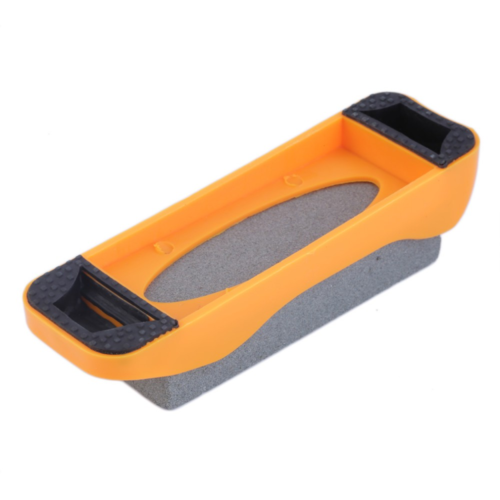 Buy Free shippingYHX Home Portable Practical Knife Sharpener Grindstone With Non-slip Base cheap