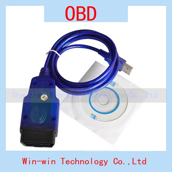 Оборудование для диагностики авто и мото KKL VAG 409.1 KKL VAG COM 409.1 USB OBD2 OBDII OBD II vag com 11 11 0
