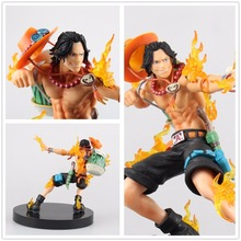 Buy Anime One Piece Ichiban Kuji Prize Portgas D Ace PVC Action Figure Resin Collection Model Toy Gifts Cosplay for $27.89 in AliExpress store
