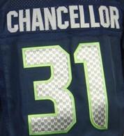 Men's 24 Marshawn Lynch shirts jersey #3 Russell Wilsons 25 Richard Sherman Kam Chancellor jersey size 40-56 can mix order(China (Mainland))