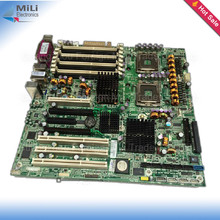 For HP XW8400 Graphics Workstations Original Used Desktop Motherboard SAS ATX PN: 442028-001 380688-003