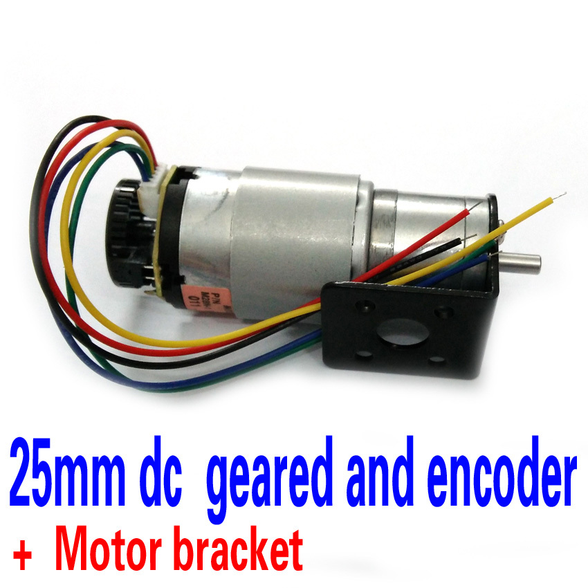 Buy The New Dc Geared Motor Encoder
