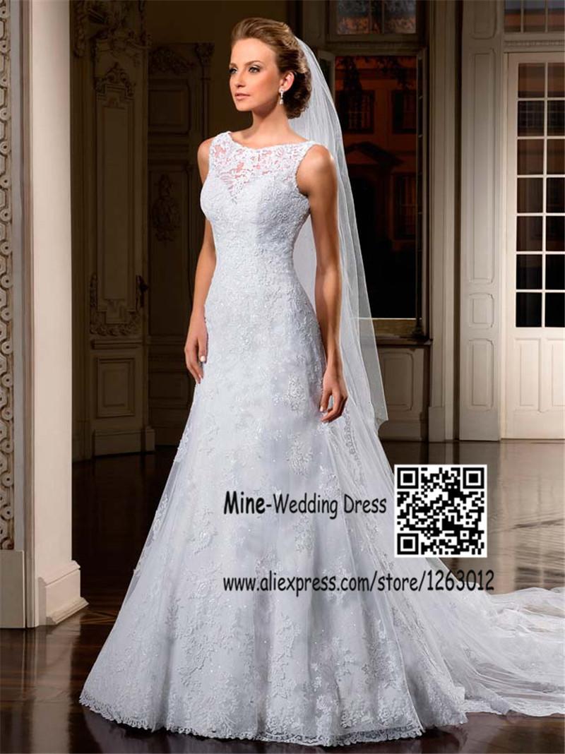 Usato plus size abito da sposa delle donne