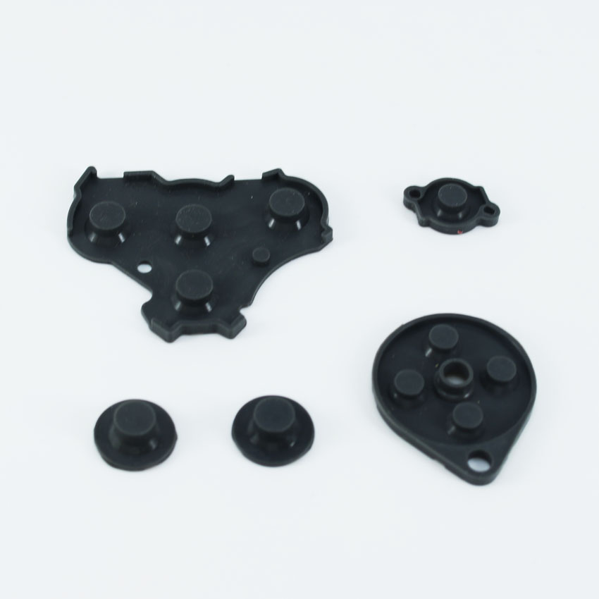 Replacement Silicone Conductive Rubber pad for GAMECUBE GC NGC Controller Repair part(China (Mainland))