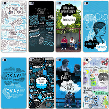 Buy Lavaza The Fault in Our Stars Tfios Hard Case for Huawei P10 P9 Lite Plus P8 Lite P7 6 G7 & Honor 8 Lite 4C 4X 7 for $1.23 in AliExpress store