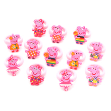 Buy 12 PCS/ set Fashion Kids Elastic Hair Bands Rubber Headbands Soft Fabric Cartoon Girls Headwear Children Hair accessories for $2.30 in AliExpress store