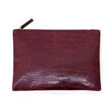 Fashion crocodile grain women's clutch bag leather women envelope bag clutch evening bag female Clutches Handbag XA1340B